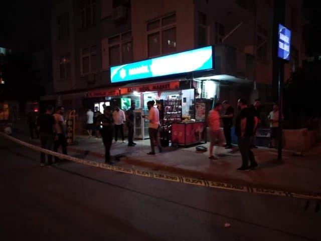 Mersin Tarsus'ta Bir Büfeye Silahlı Saldırı Düzenlendi