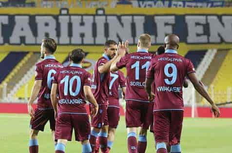 Ziraat Türkiye Kupası'nda Trabzonspor'un Rakibi Belli Oldu
